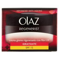 Olaz Regenerist Crema Giorno Rigenerante con Filtri UV - Idratante - SPF 15