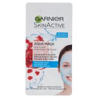 Garnier maschera viso monodose anti-sete con Melograno e Glicerina per pelli disidratate