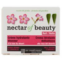 Les Cosmetiques Design Paris nectar of beauty Crema Idratante delicatezza notte