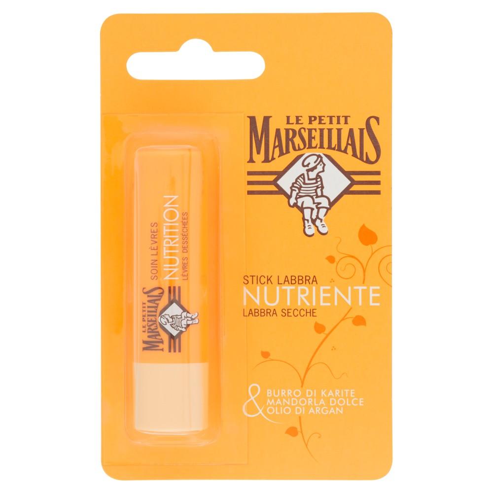 Le Petit Marseillais Stick labbra nutriente labbra secche