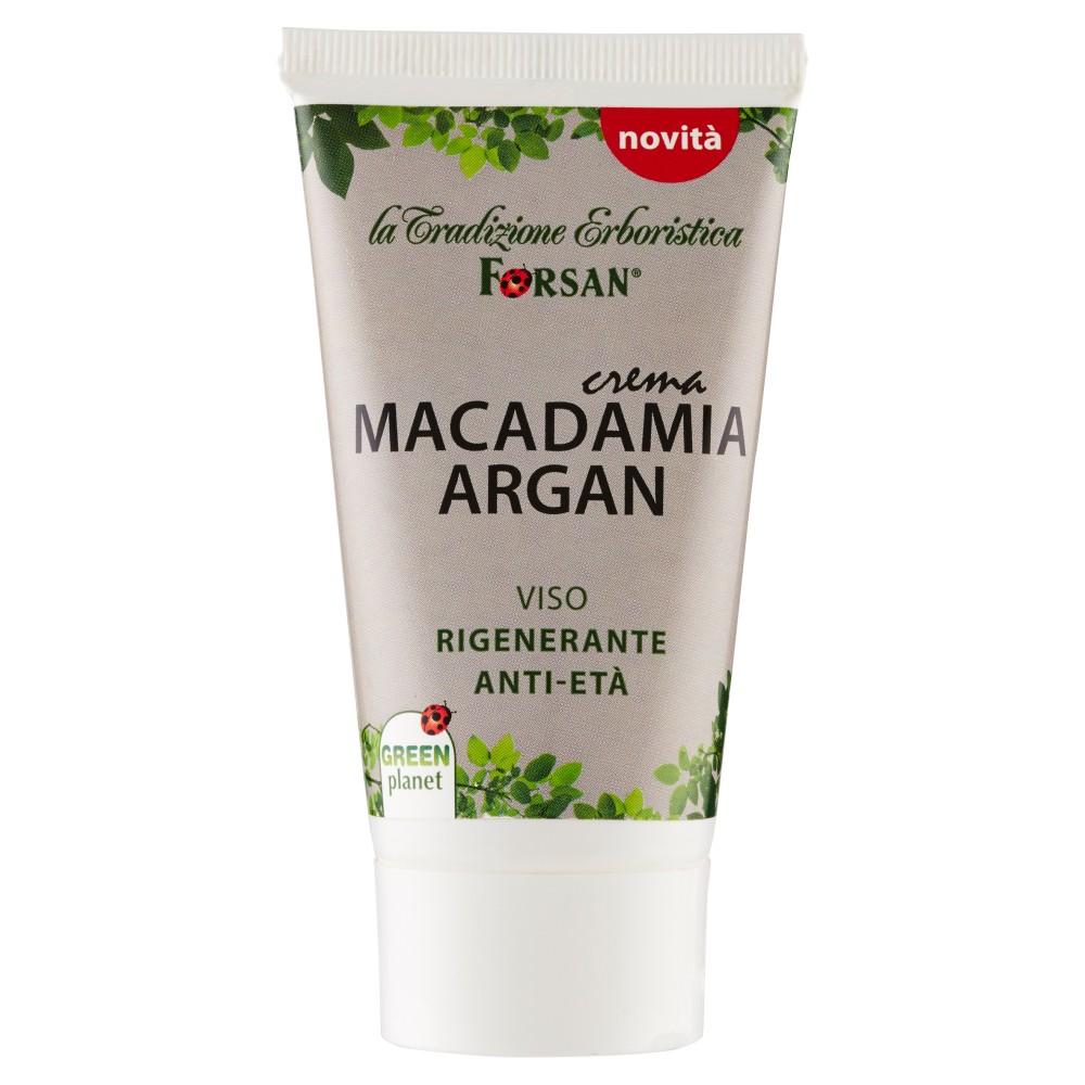 Forsan crema Macadamia Argan