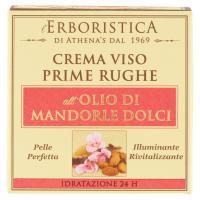 l'Erboristica Crema Viso Prime Rughe all'Olio di Mandorle Dolci