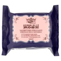 Acqua alle Rose Salviettine Struccanti Speciale Pelli Sensibili