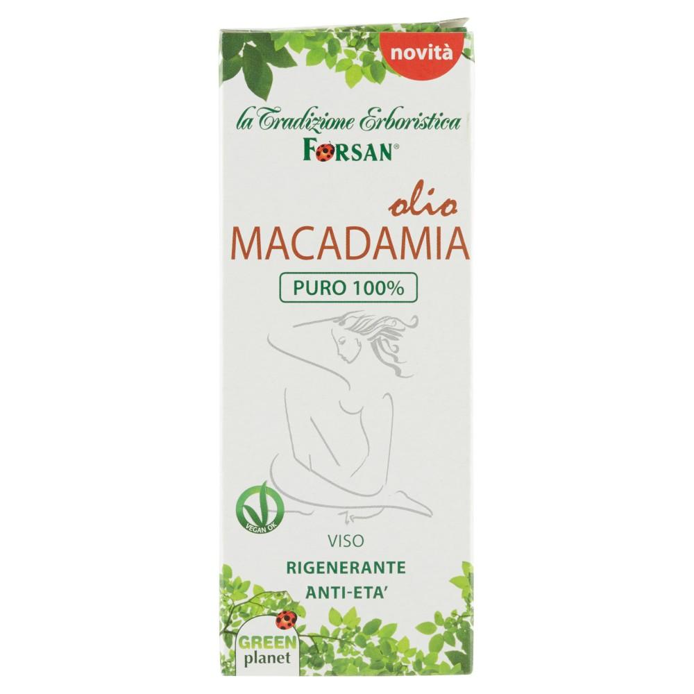 Forsan olio Macadamia