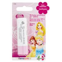 Farmasan Kids Balsamo protettivo per labbra zucchero filato Disney Princess