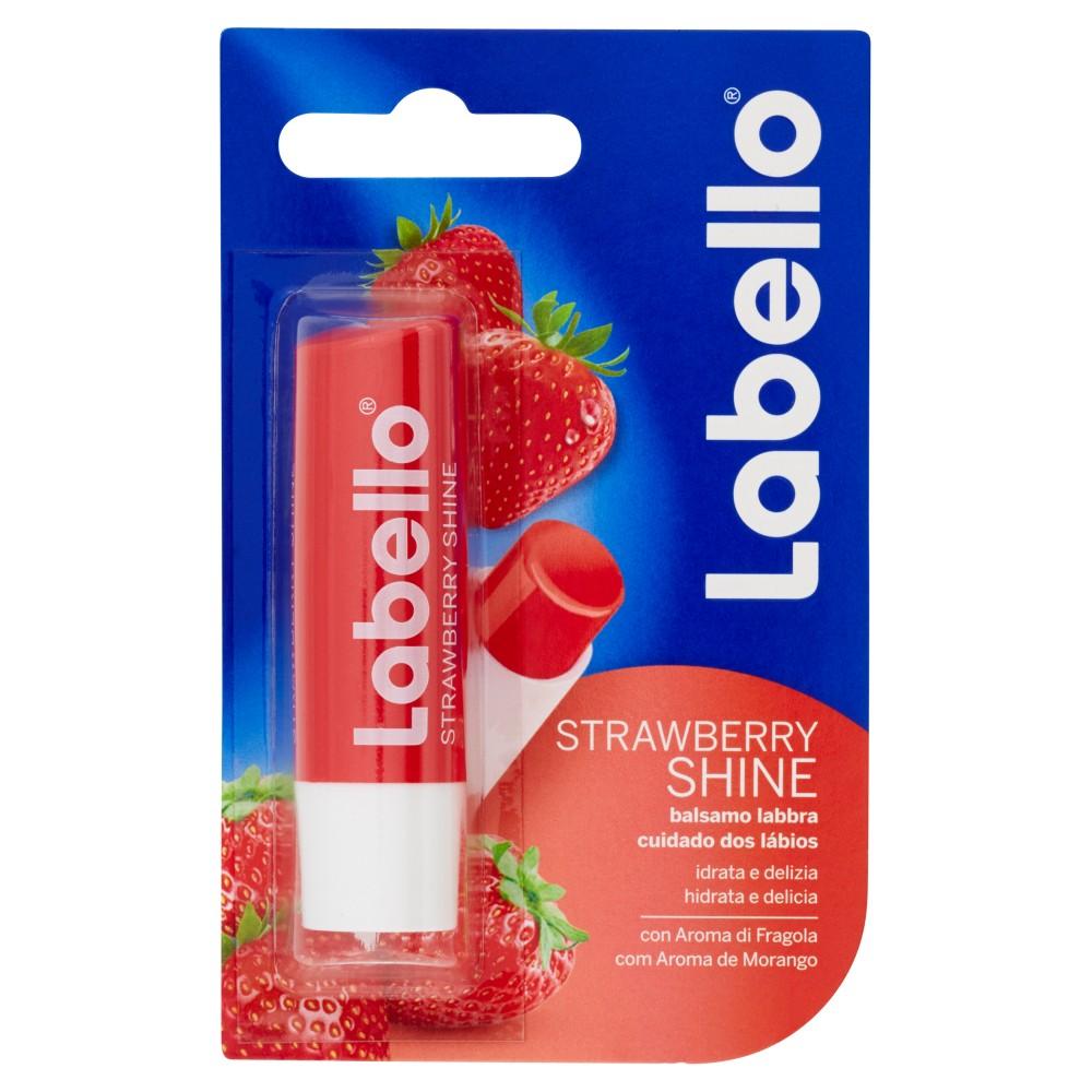 Labello Strawberry Shine