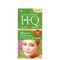 HQ Cosmetici Naturali Maschera purificante all'argilla bianca e bio epilobio