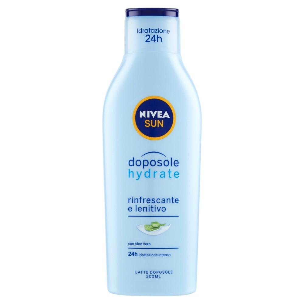 Nivea sun Doposole hydrate Latte Idratante Lenitivo