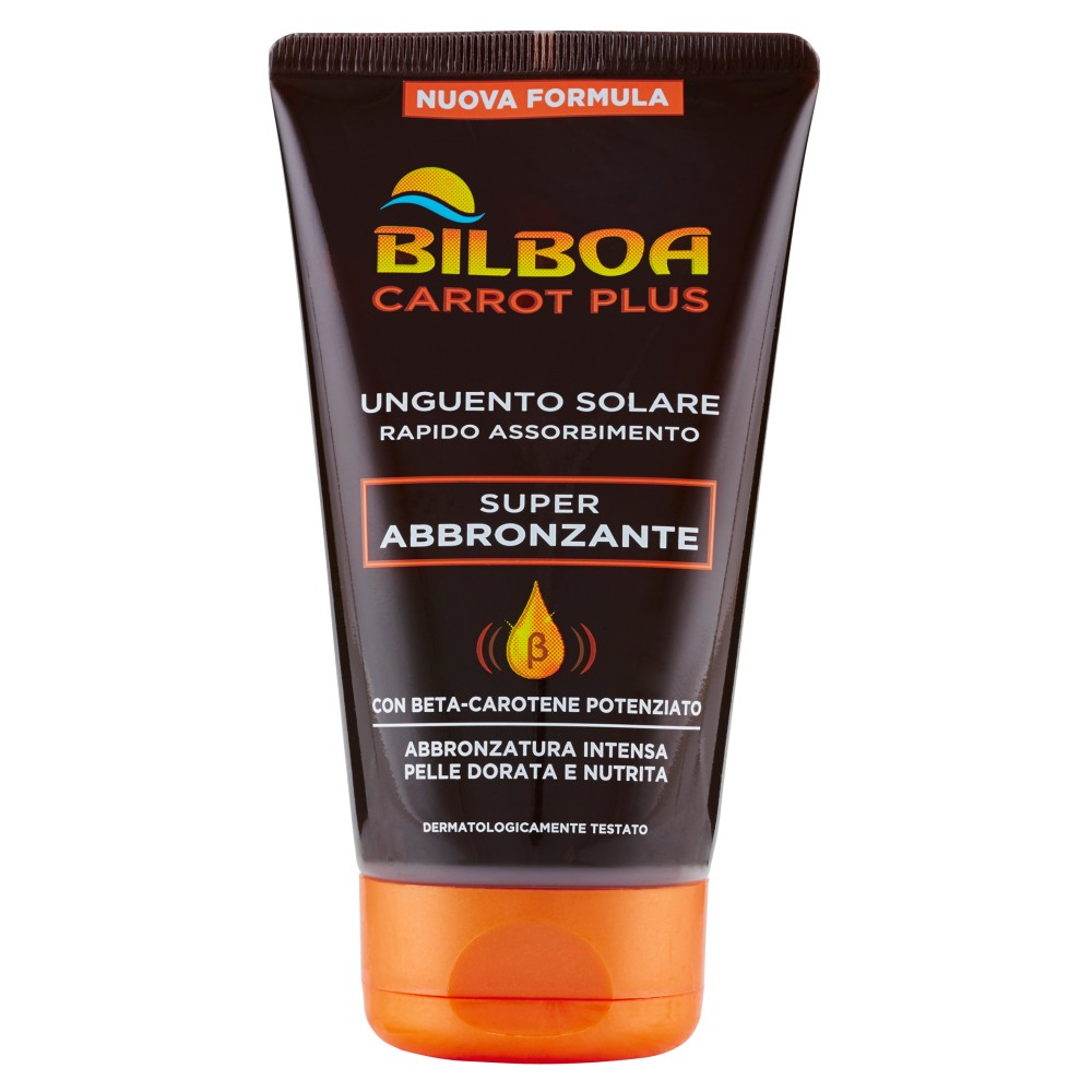 Bilboa Carrot Plus Unguento Solare Super Abbronzante