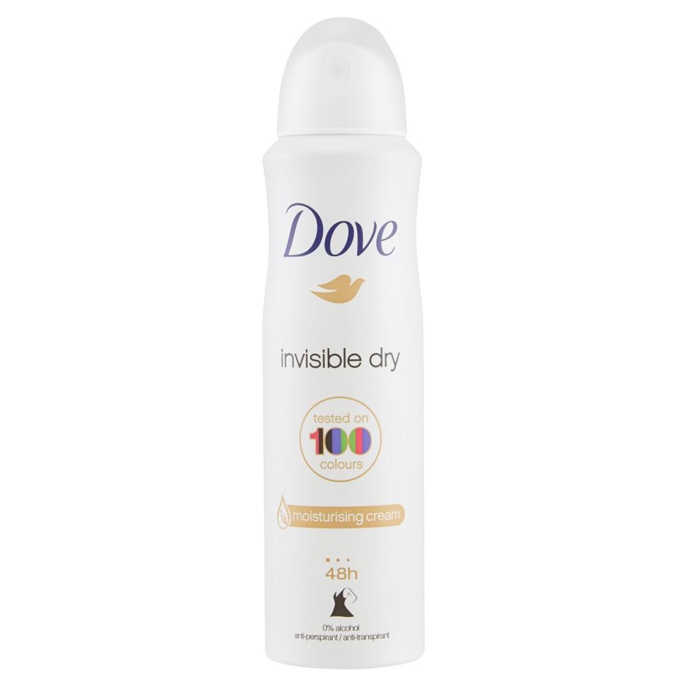 Dove Deodorante invisible dry spray