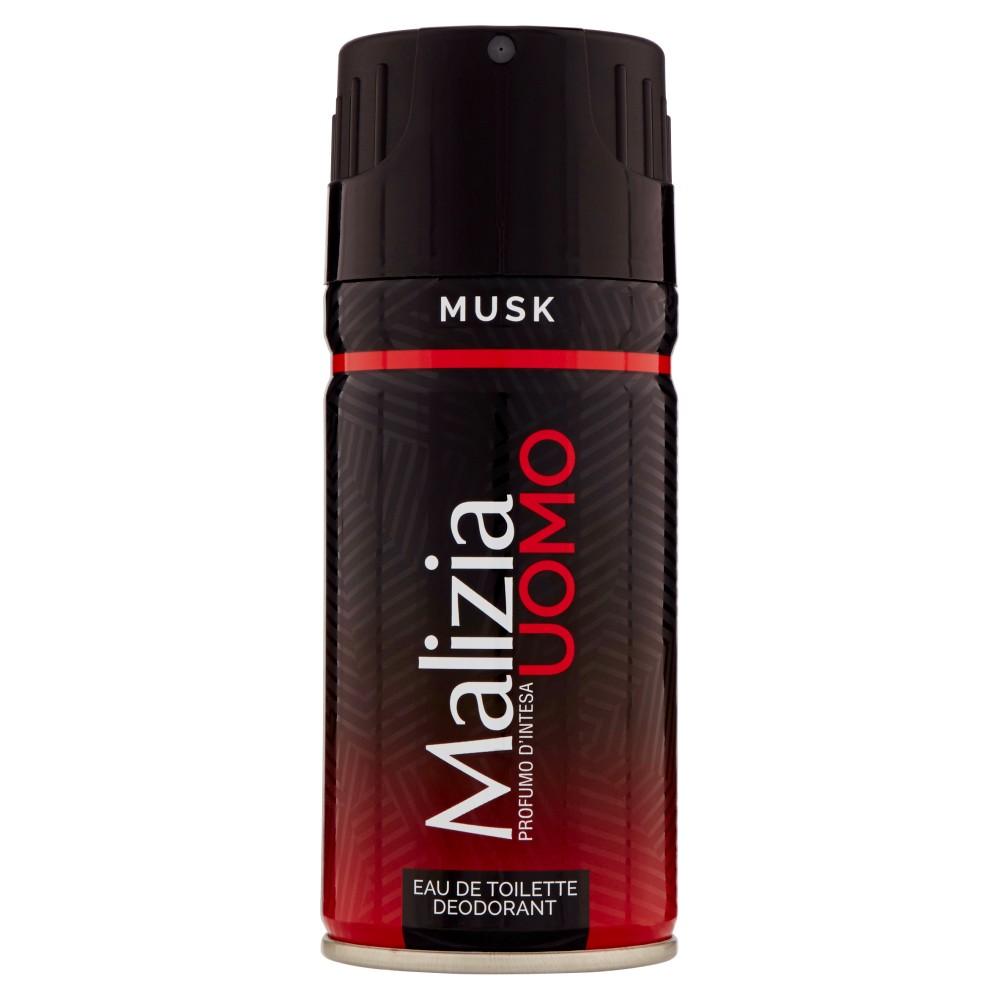 Malizia Uomo Musk Eau de toilette deodorant