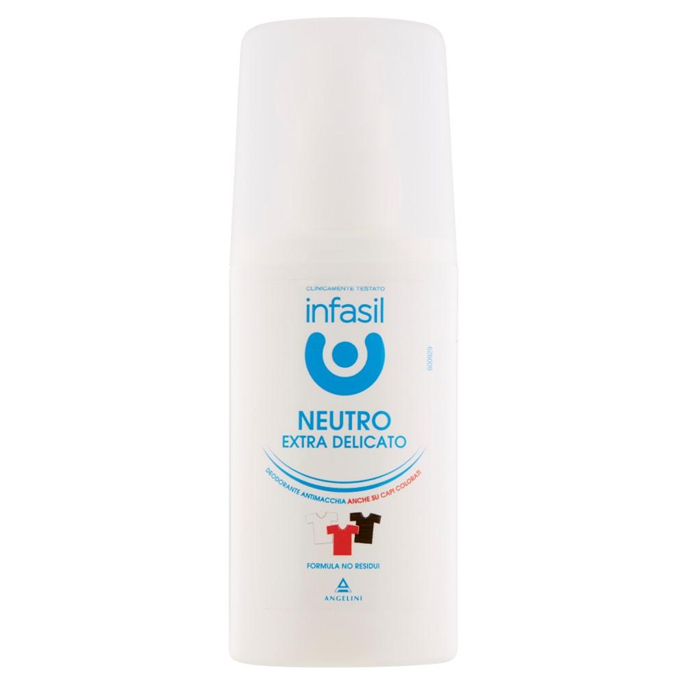 Infasil Neutro extra delicato vapo no gas