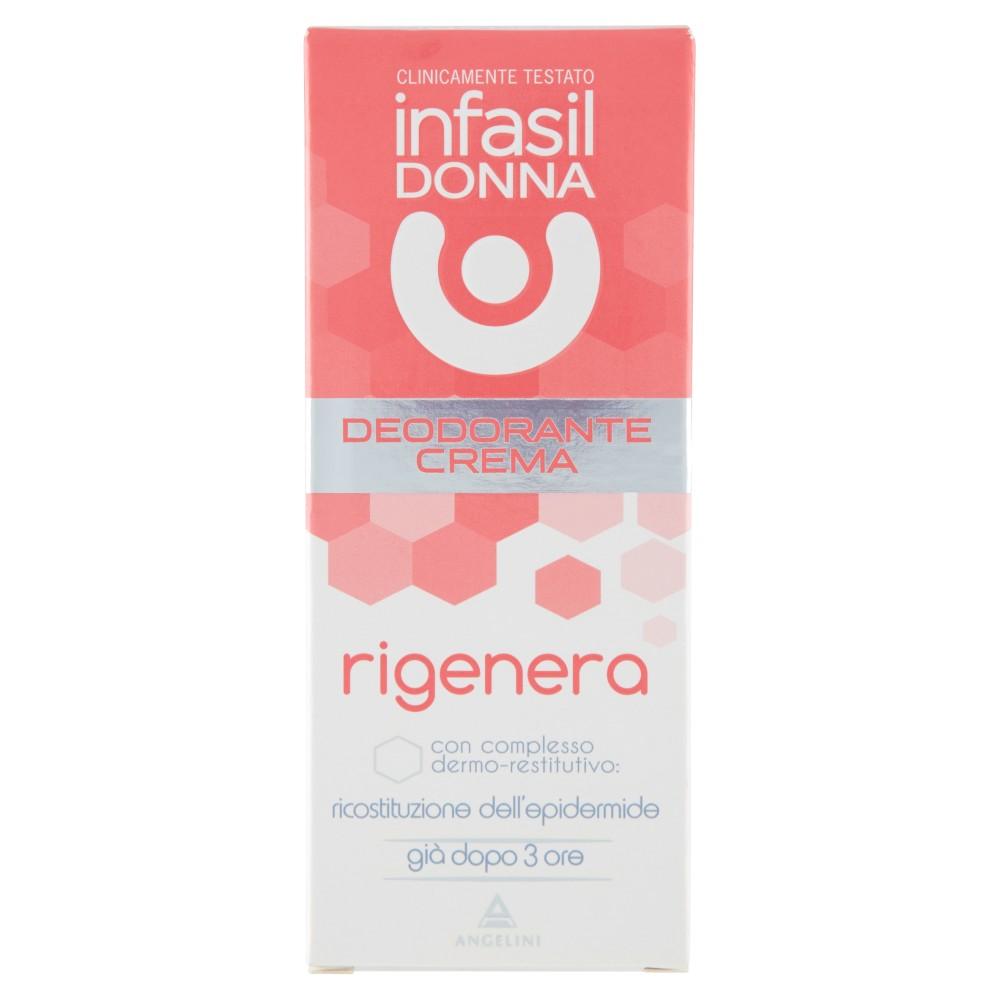 Infasil Donna Rigenera deodorante crema