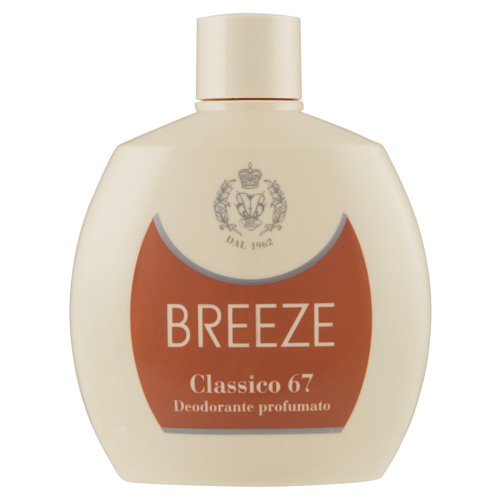 Breeze Classico 67 Deodorante profumato