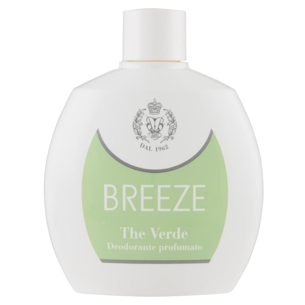 Breeze The Verde Deodorante profumato