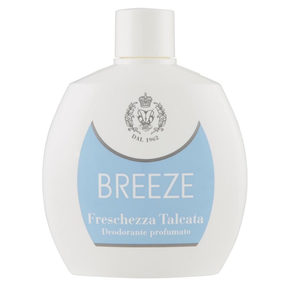 Breeze Freschezza Talcata Deodorante profumato