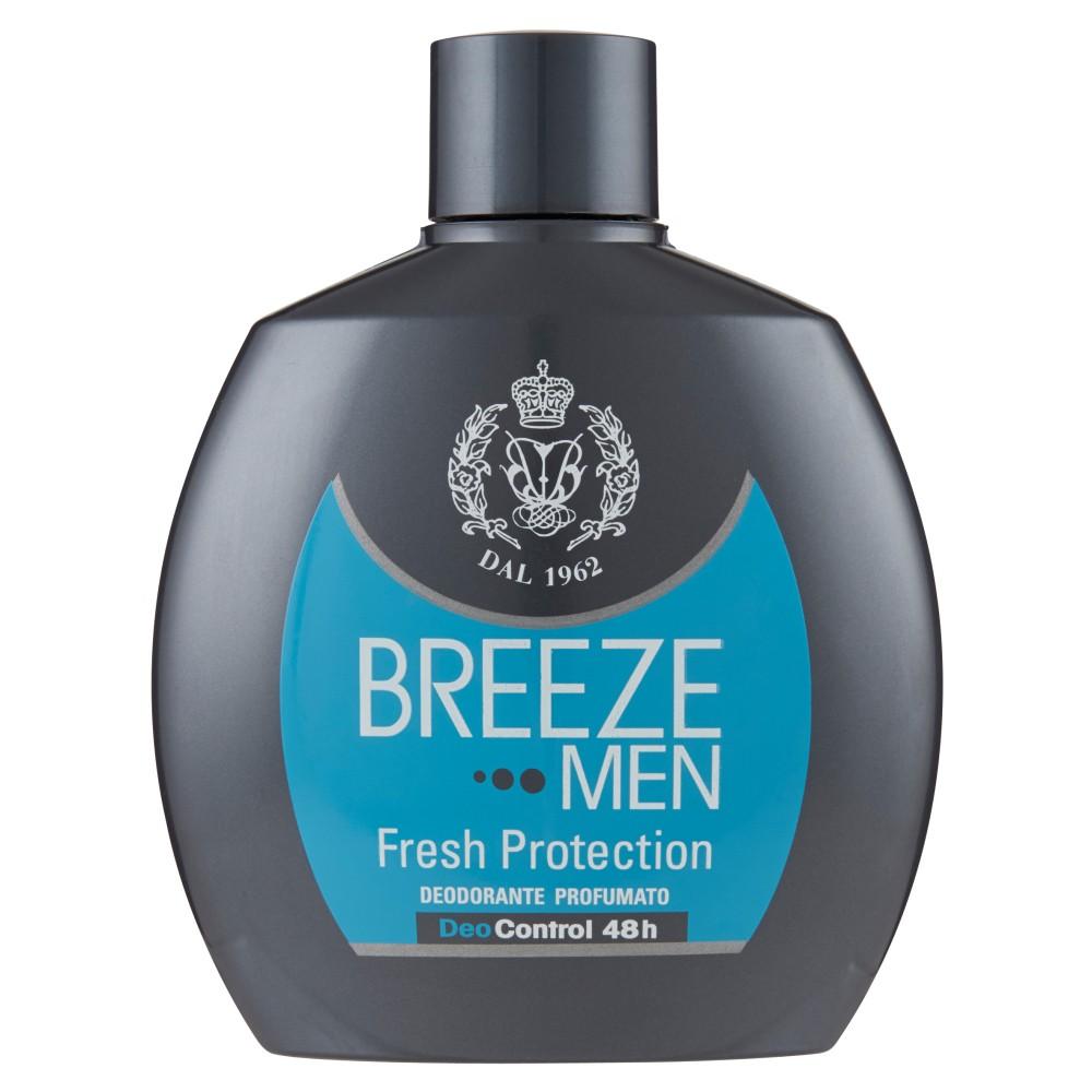 Breeze Men Fresh Protection Deodorante profumato