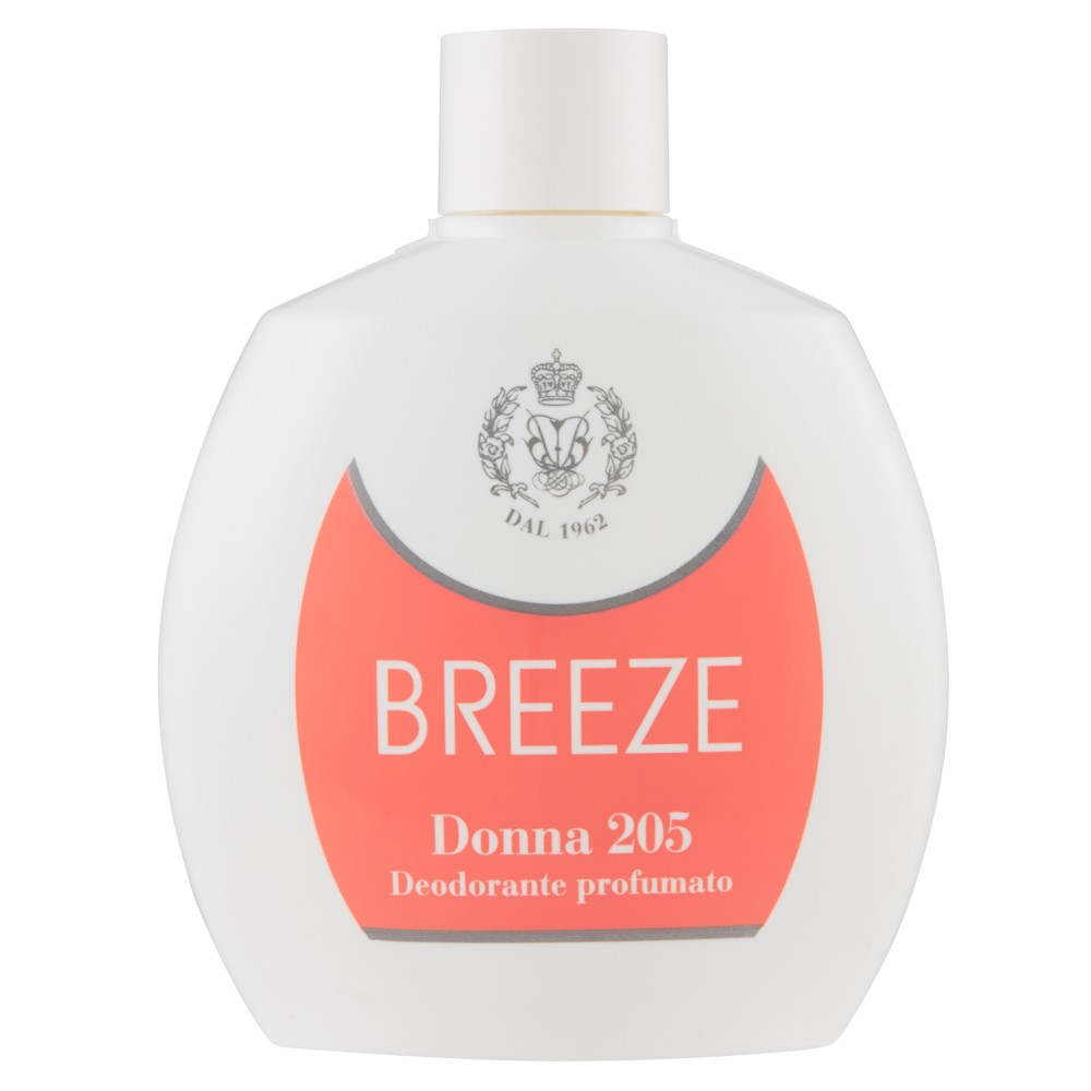 Breeze Donna 205 Deodorante profumato