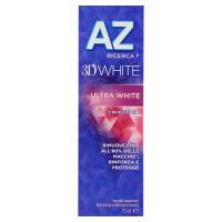AZ Ricerca Dentifricio 3D White Ultra White