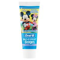 Oral-B Pro-expert Stages Dentifricio al Fluoro Anticarie Disney Mickey Mouse