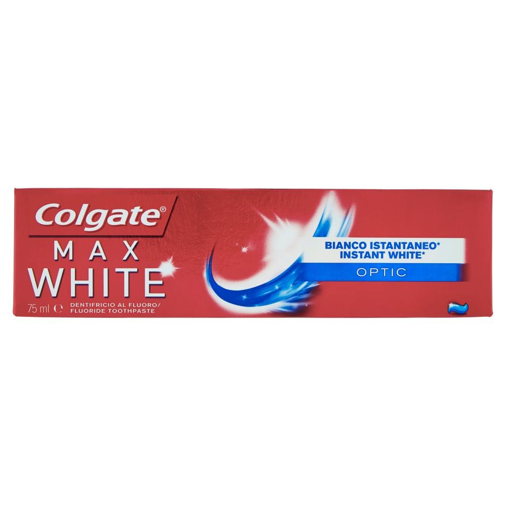 Colgate Max White Optic Dentifricio