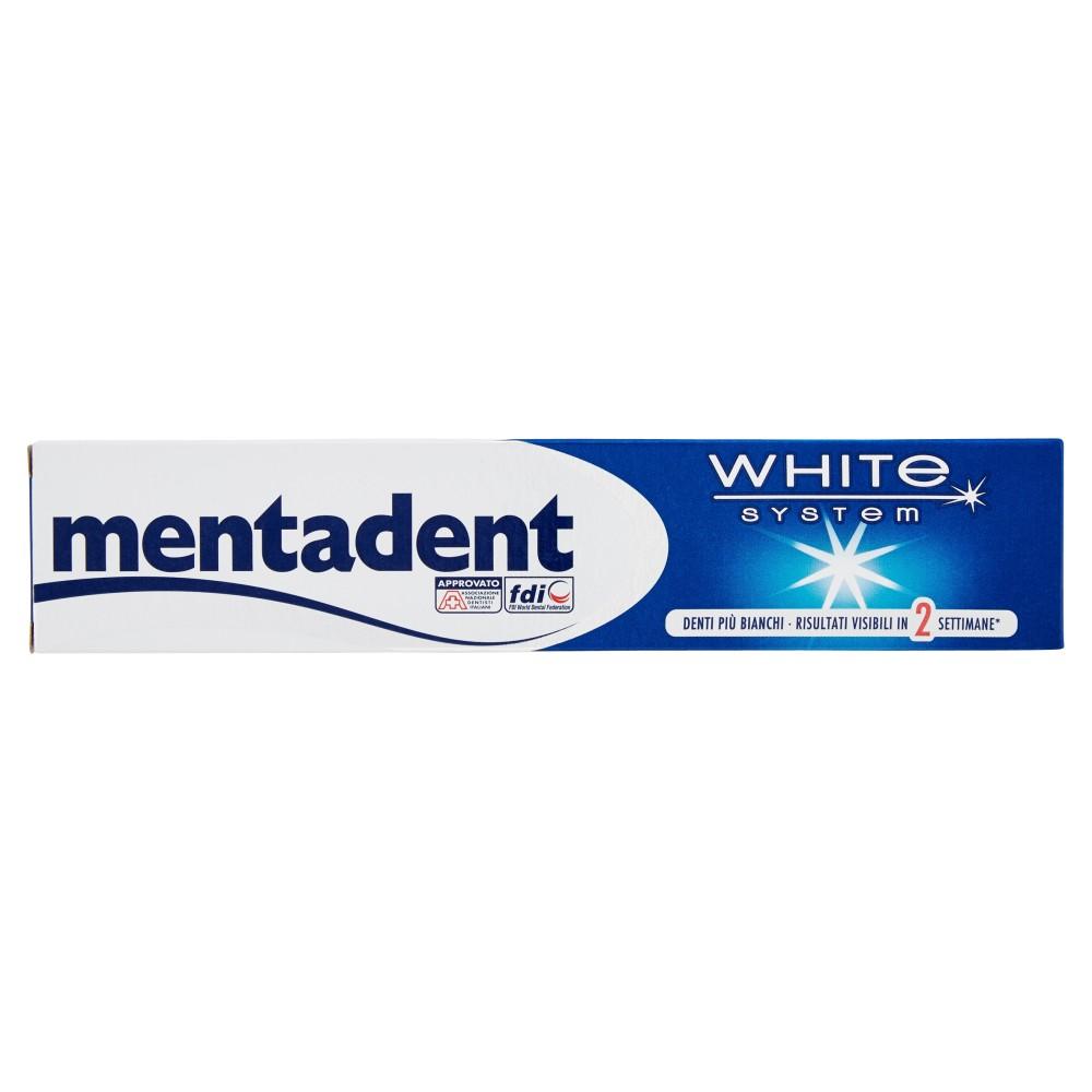 Mentadent White System