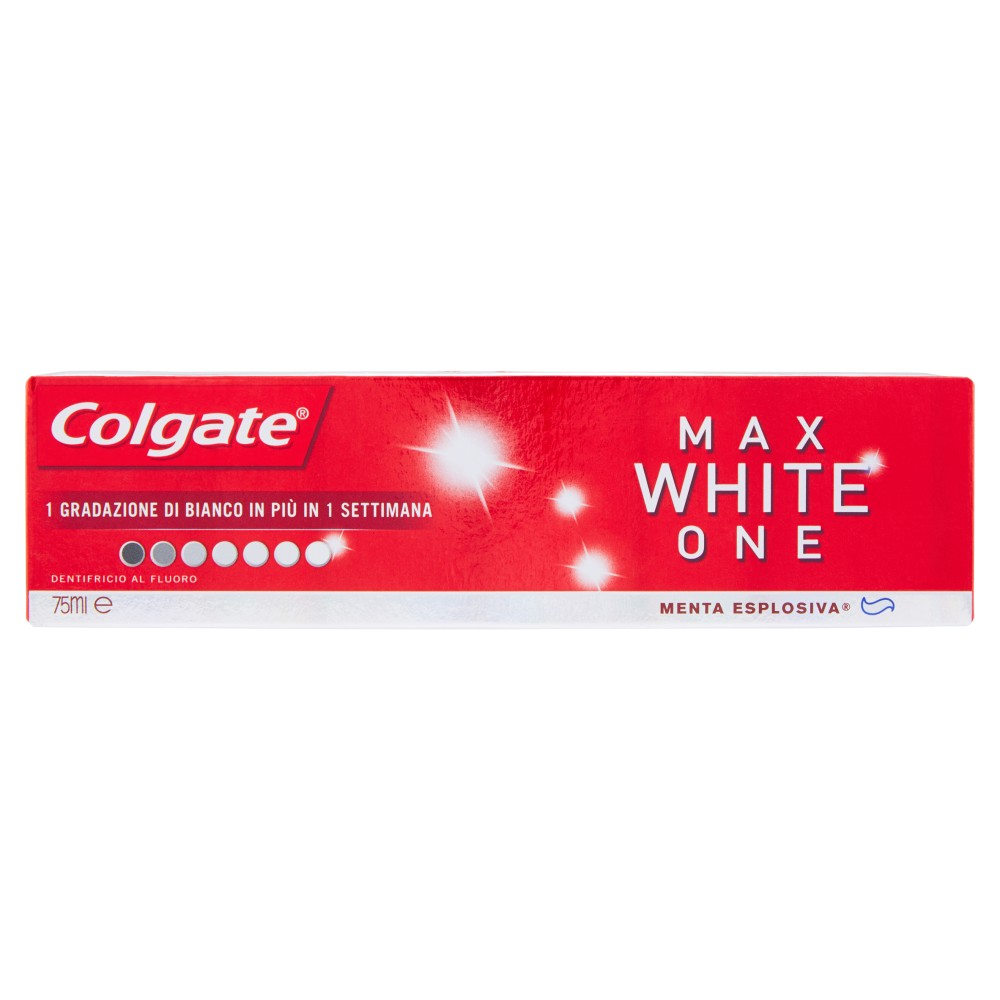 Colgate Max White One Dentifricio