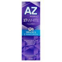 AZ Ricerca Dentifricio 3D White Luxe Sbianca e Rinforza
