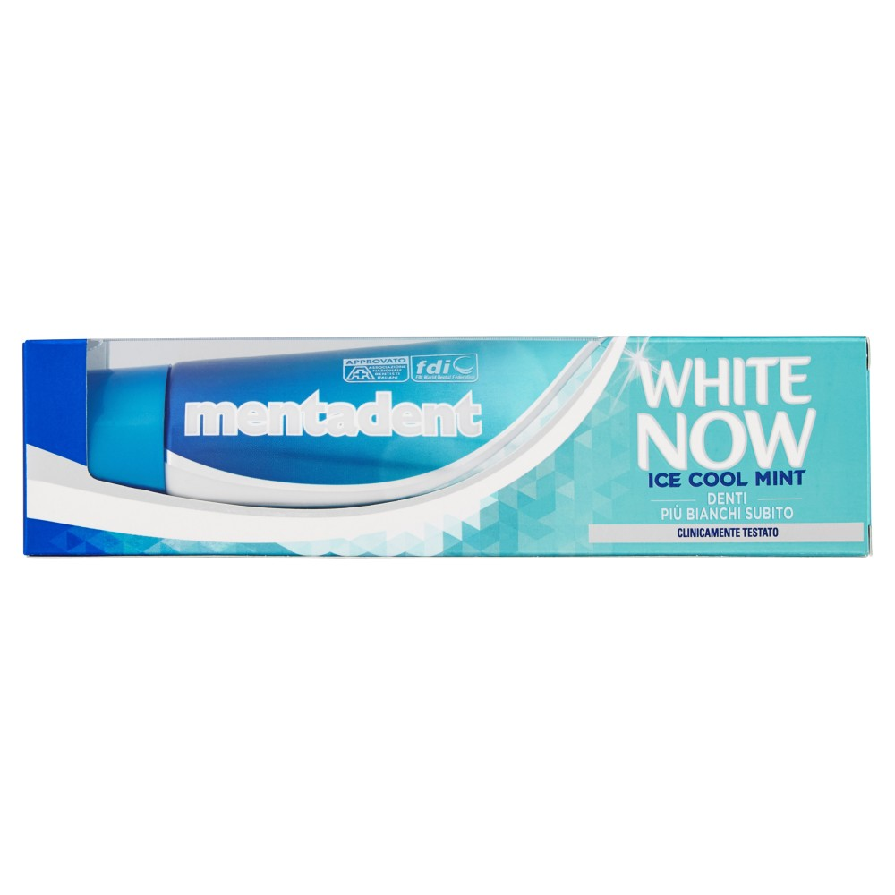 Mentadent White Now Ice Cool Mint