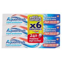 Aquafresh tripla protezione menta fresca