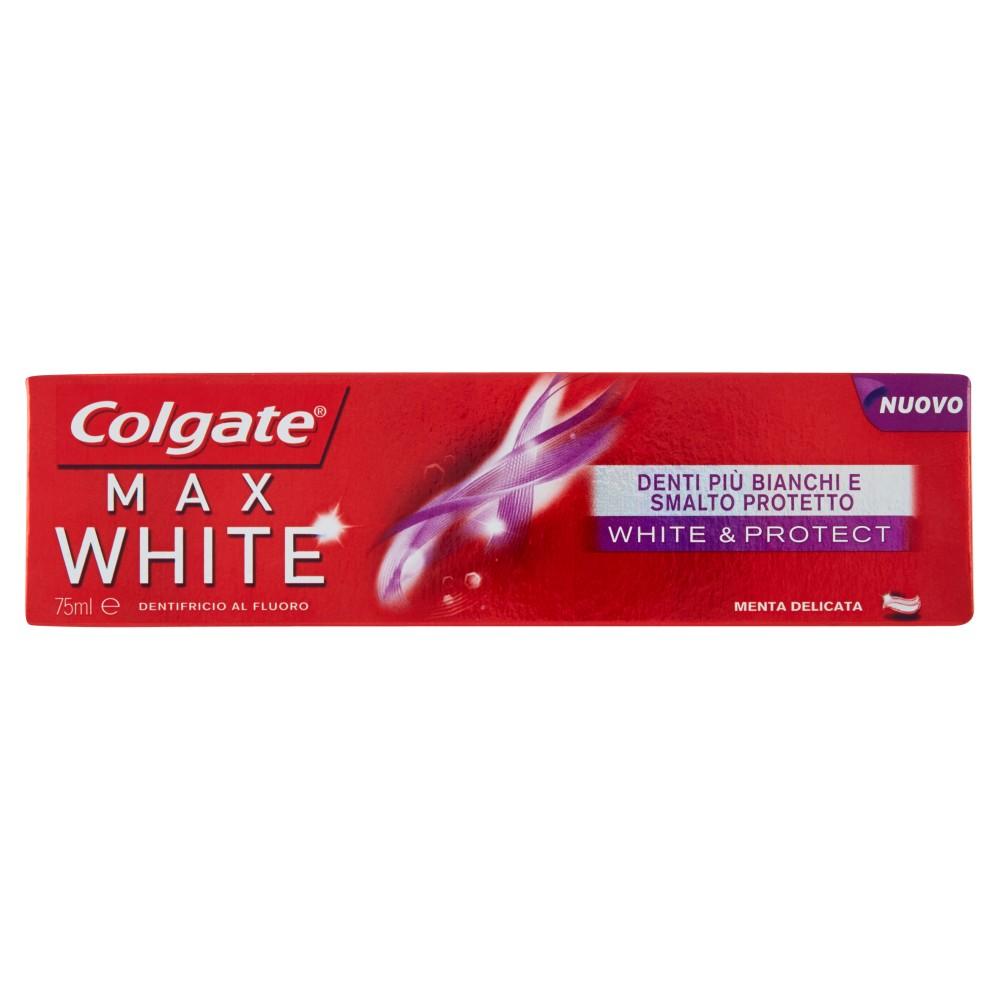 Colgate Max White White & Protect