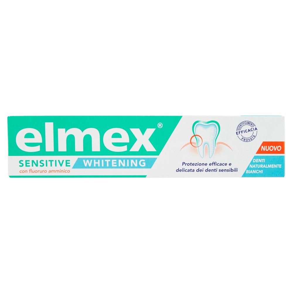 Elmex Sensitive Whitening Dentifricio