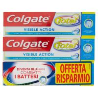 Colgate Total Visible Action Dentifricio