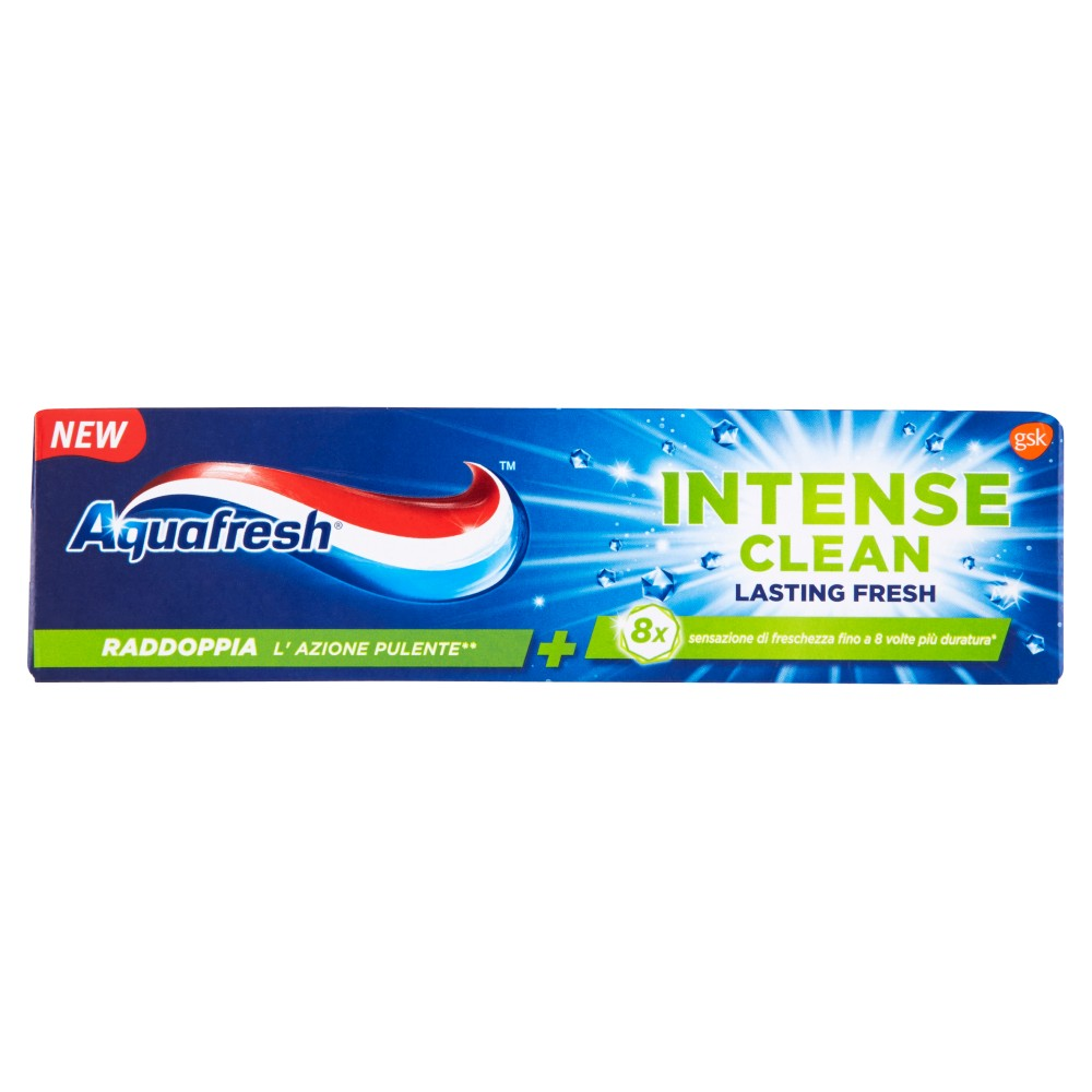 Aquafresh Intense Clean Lasting Fresh