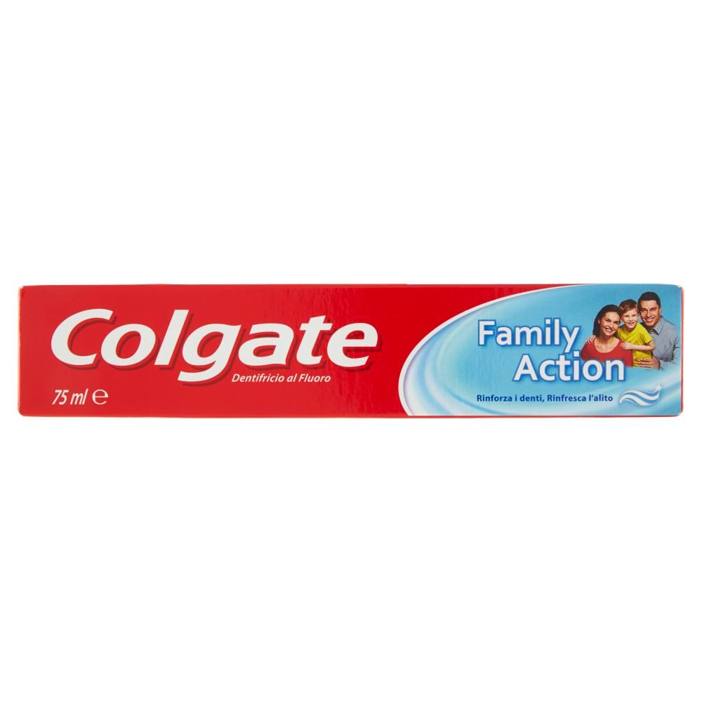 Colgate Family Action Dentifricio