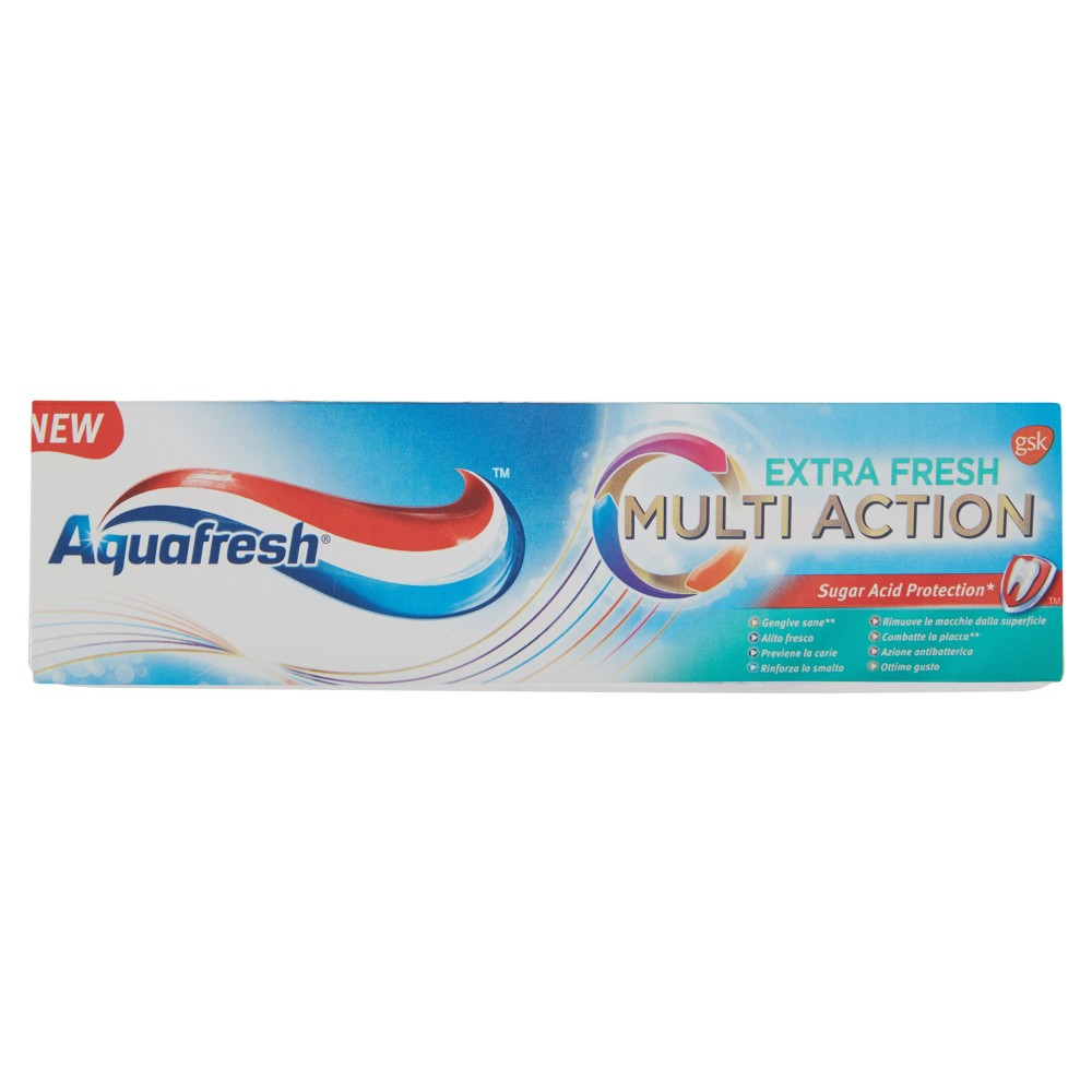 Aquafresh Multi action extra fresh