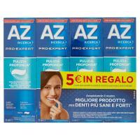 AZ Ricerca Dentifricio Pro-Expert Pulizia Profonda
