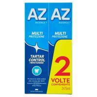 AZ Ricerca Dentifricio Multi Protezione Tartar Control + Whitening