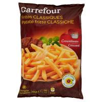 Carrefour Patate fritte Classiche Surgelato
