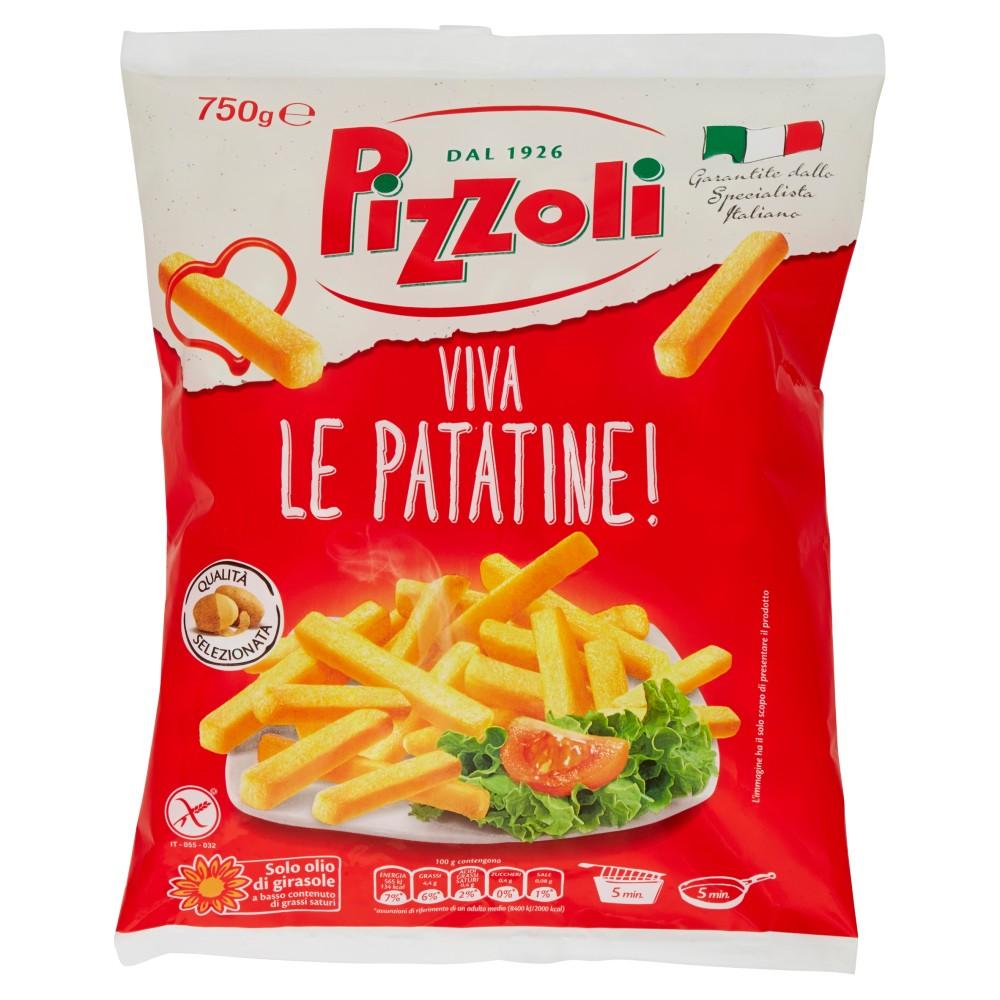 Pizzoli Viva le Patatine!