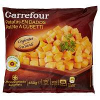 Carrefour Patate a Cubetti Surgelato