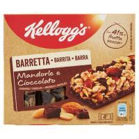 Kellogg's Barretta Mandorle e Cioccolato