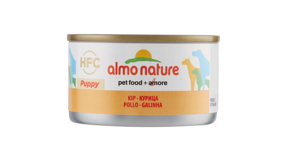 almo nature HFC Puppy Pollo