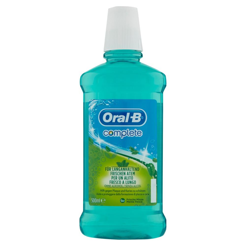 Oral-B Complete menta fresca