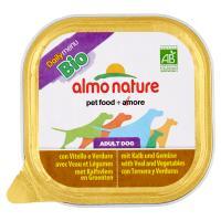 Almo nature Daily menu bio adult dog con vitello e verdure