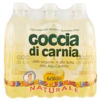 Goccia di Carnia Acqua Minerale Naturale Oligominerale Naturale