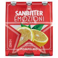 SANBITTER Emozioni Pompelmo, Aperitivo Analcolico