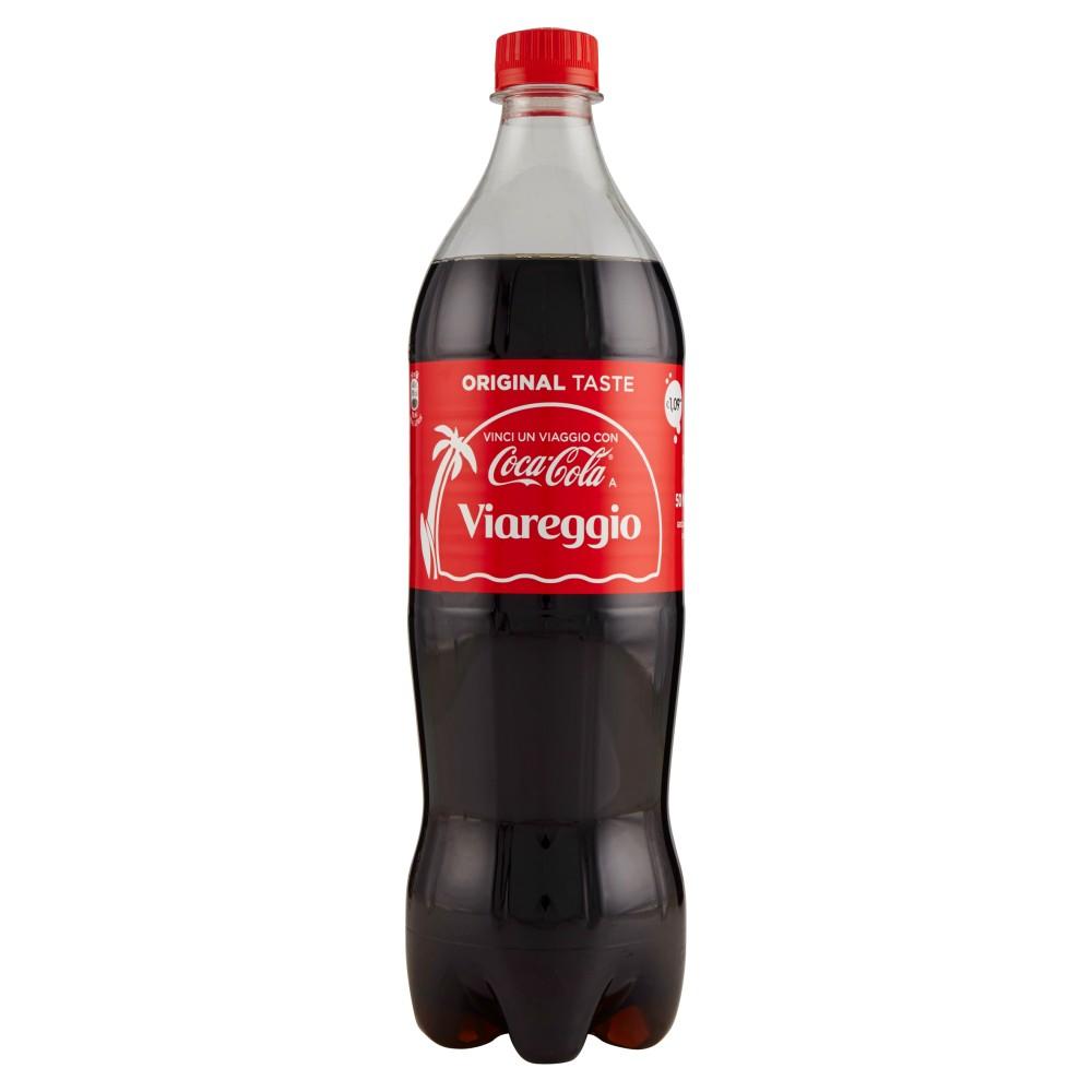 Coca-Cola Original Taste bottiglia di plastica