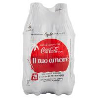 Coca-Cola Light senza Zuccheri senza Calorie bottiglia di plastica 500 ml Confezione da