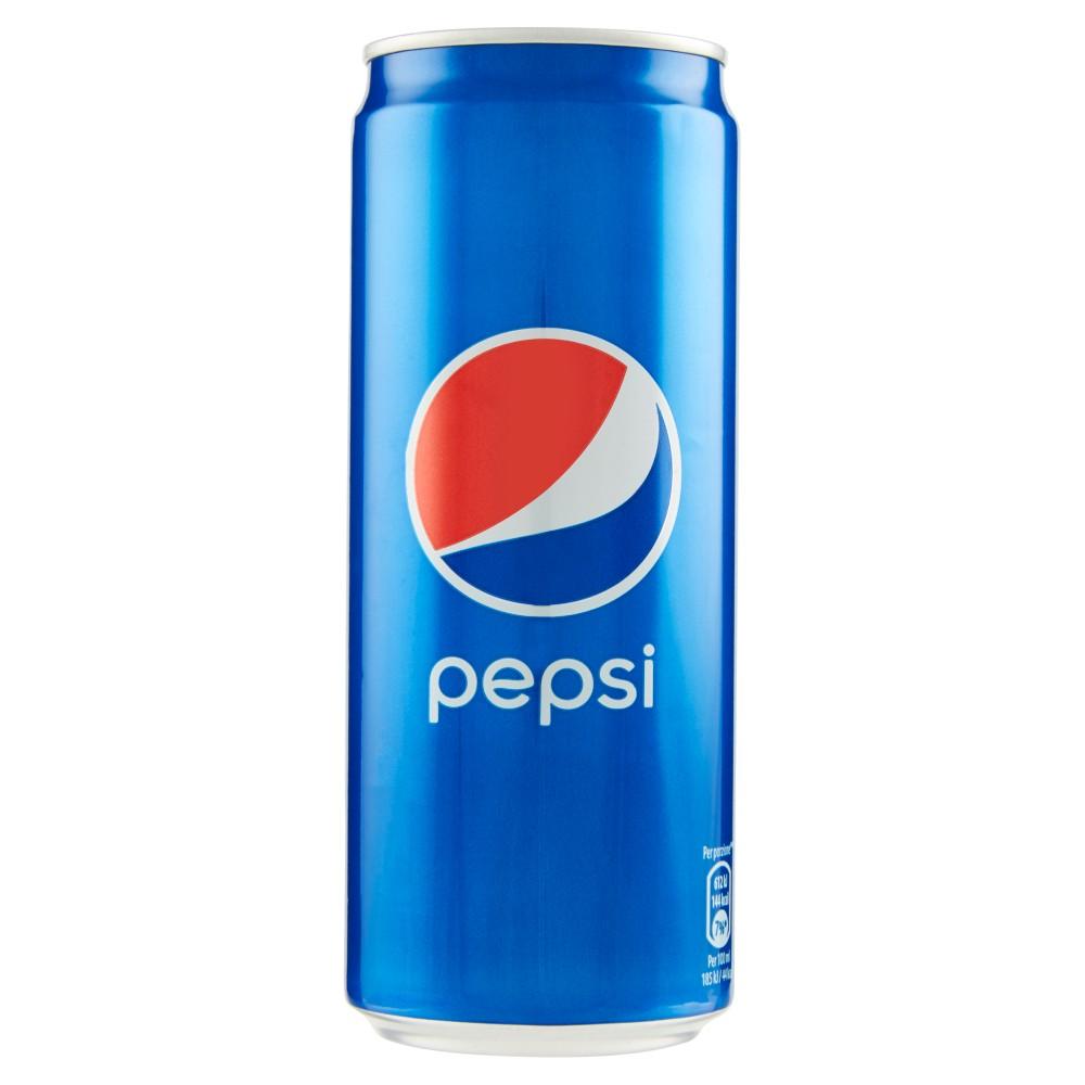 Pepsi lattina